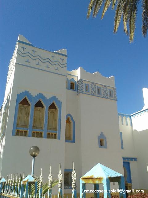 Villa des Forces Armées Royales à Sidi Ifni