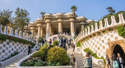 Casa-Museo Gaudi - Barcelona
