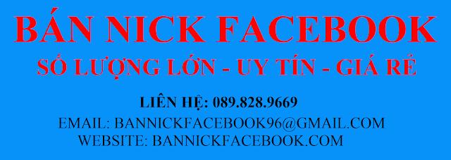 ban nick facebook