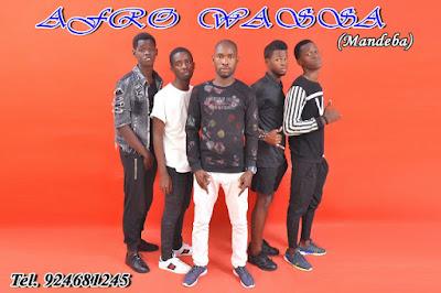 Os Afro Wassa - Mandeba (Prod. Dj Abadja & Eddy Mouse)