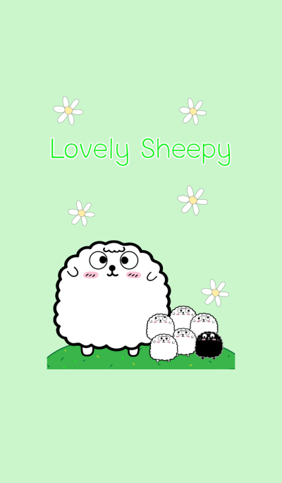 Lovely Sheepy