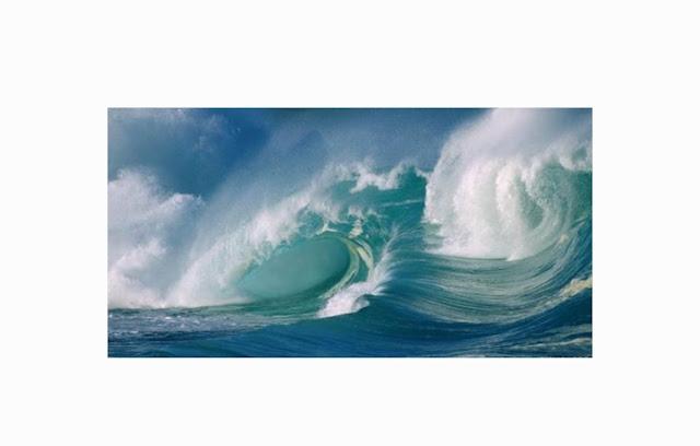 Pengertian, Teori, Penyebab dan Klasifikasi Gelombang Laut