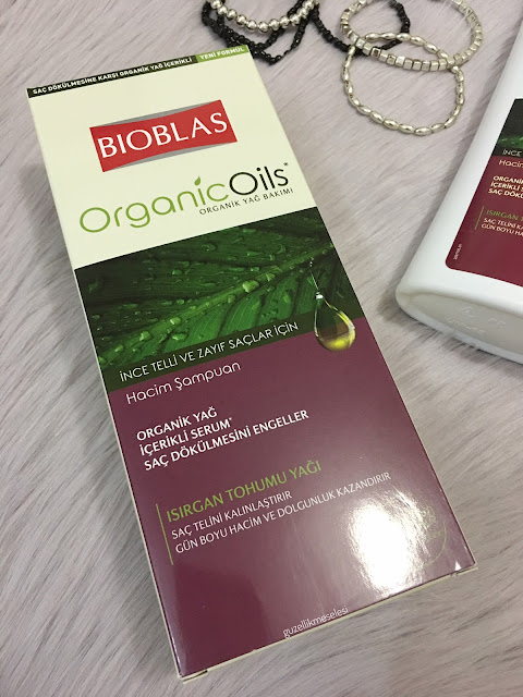 Bioblas Organic Oils Şampuan