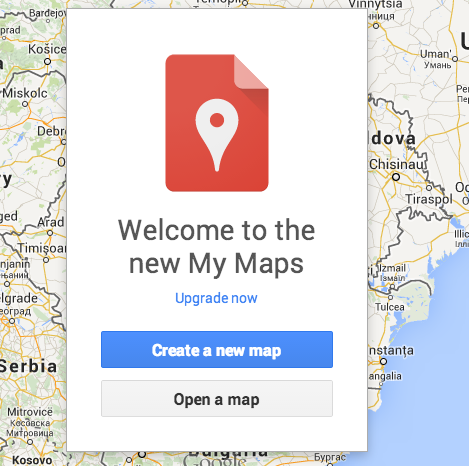 how to find my maps on google maps