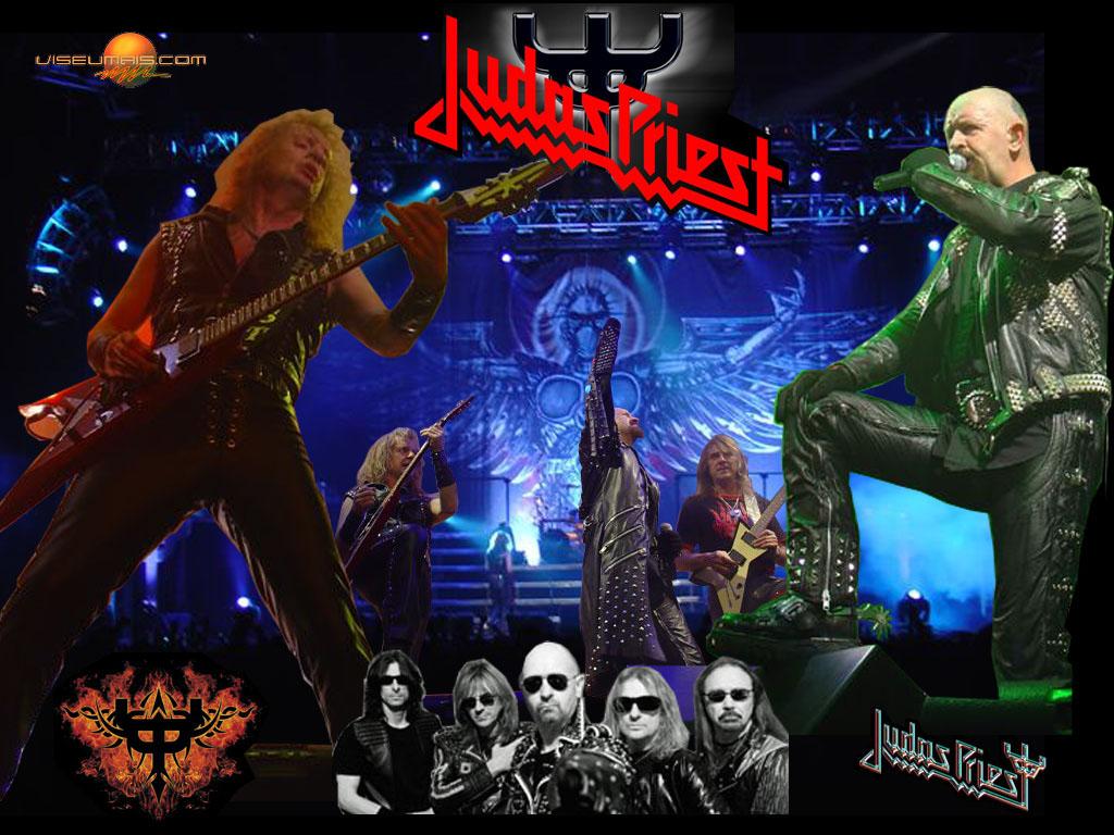 Imágenes De Judas Priest Enchufa La Guitarra