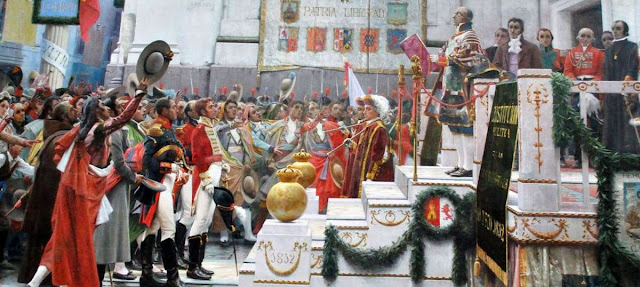 Cortes de Cadiz y poder constituyente