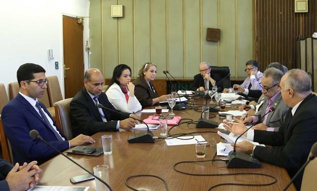 اجتماعات لجنة الخطة والموازنة مع الوزراء لمناقشة الميزانية المالية