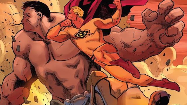 5 Superhero Marvel Mirip Superman