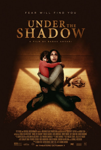 Under the Shadow (2016) ταινιες online seires xrysoi greek subs