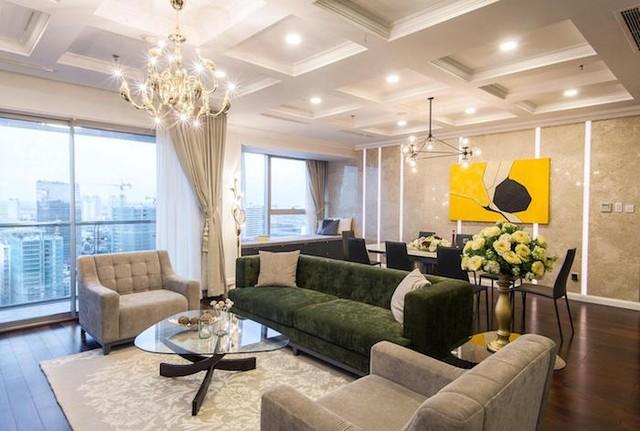 Thiết kế căn hộ Riverside 349 Vũ Tông Phan