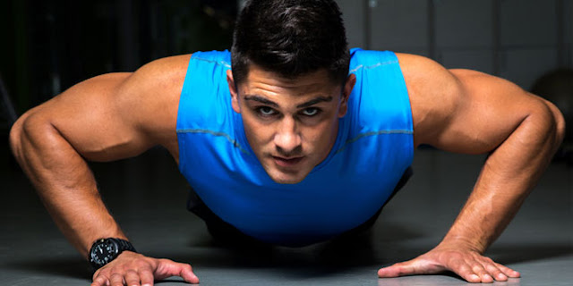 Inilah Cara Mudah Membentuk Otot Lengan
