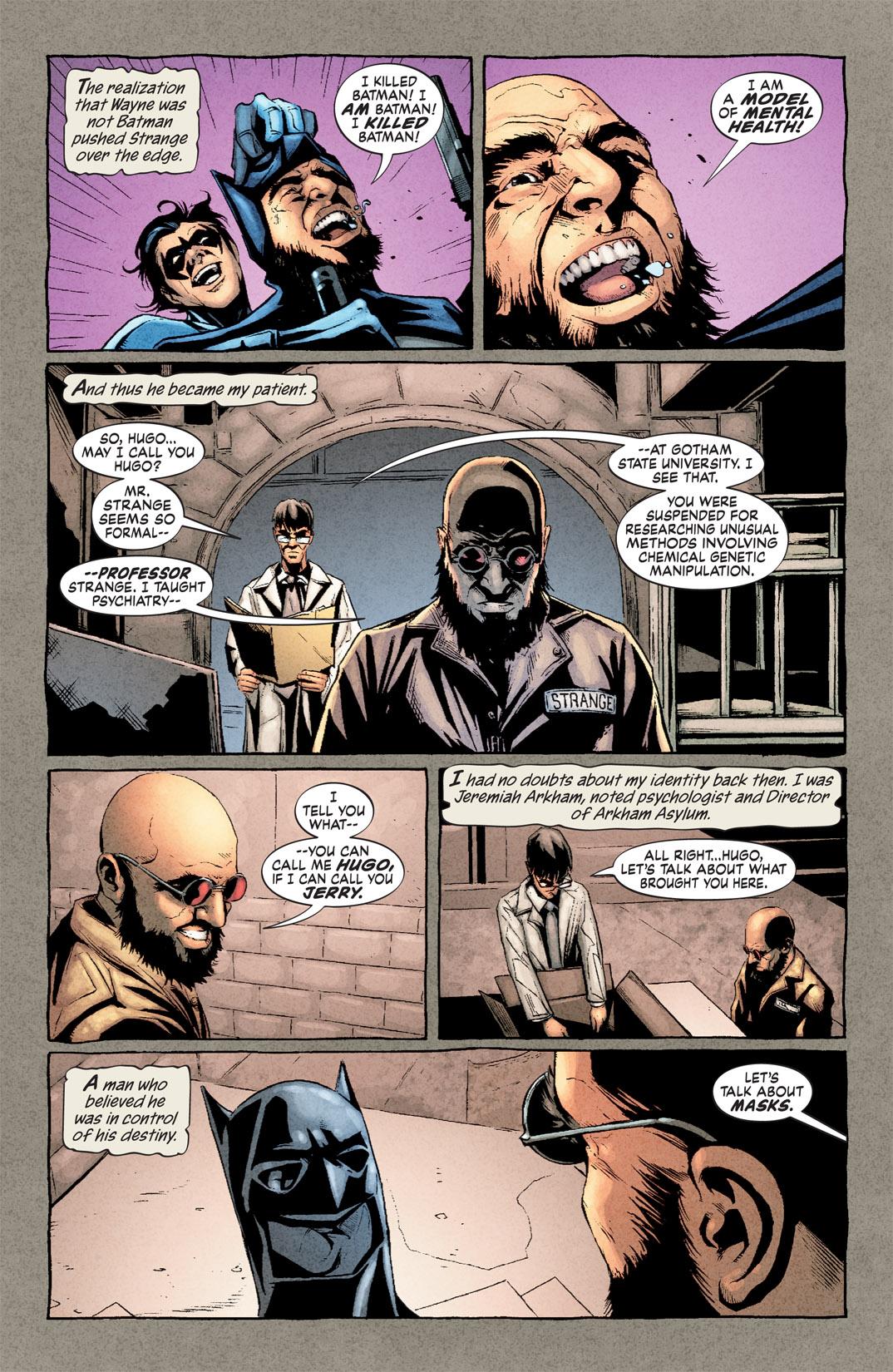 Detective Comics (1937) 864 Page 3