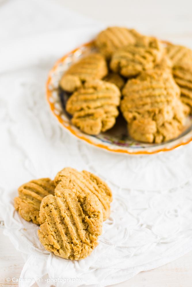 Biscotti leggeri con riso e avena | ricetta vegana