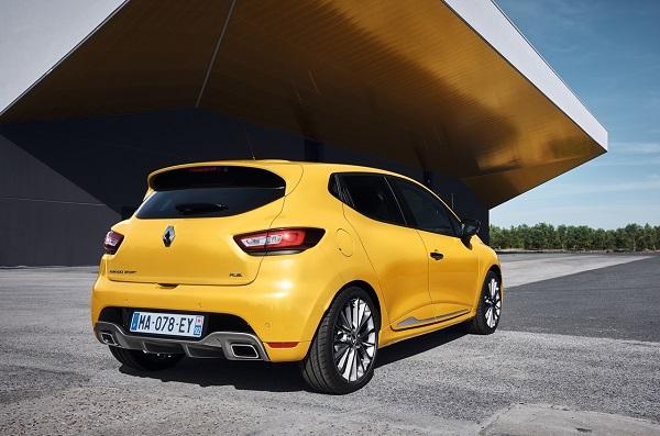 Renault Clio R.S. 2017