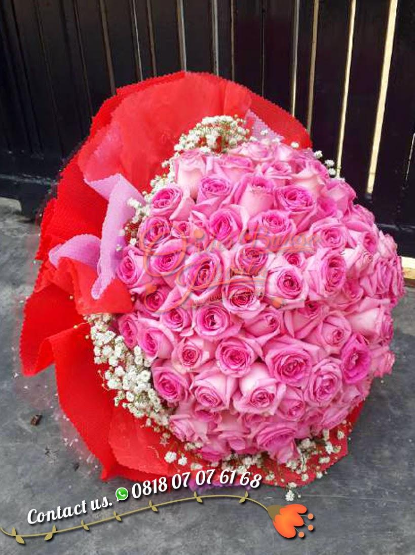 Hadiah Bunga Untuk Pacar Tercinta