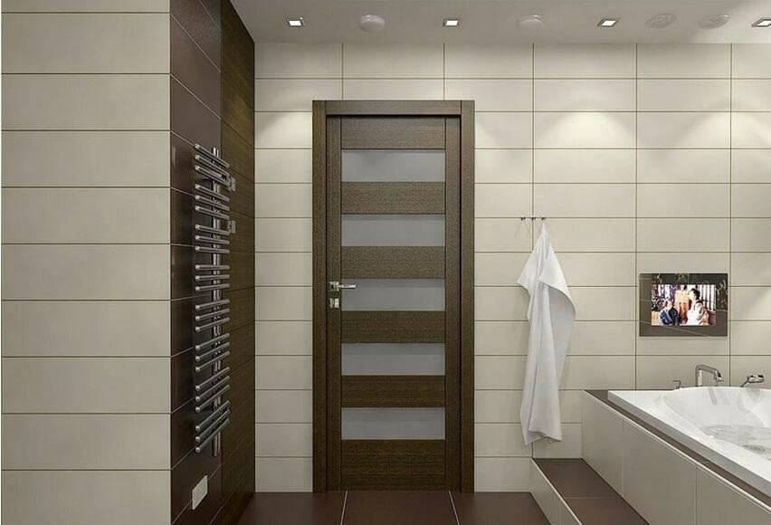 Brilliant Modern Bathroom Door Design Ideas Materials And Size2019 Download Free Architecture Designs Momecebritishbridgeorg