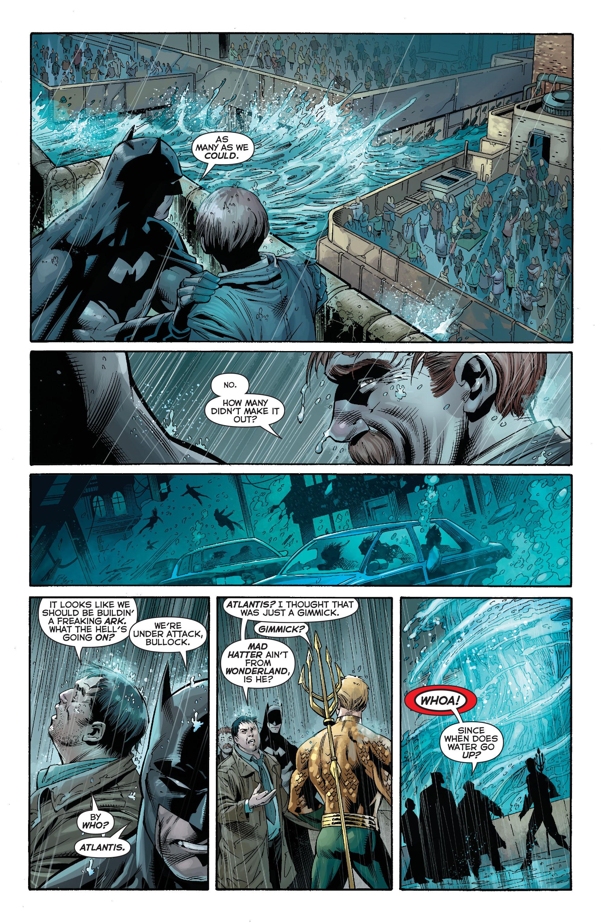 Read online Aquaman (2011) comic -  Issue #15 - 5