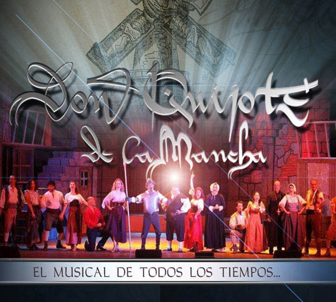 BROCHURE OBRA MUSICAL DON QUIJOTE