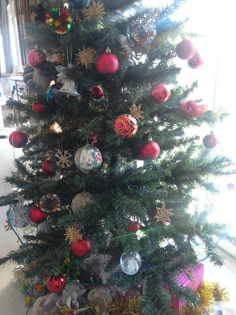 #modaodaradosti #božić #božićnodrvce