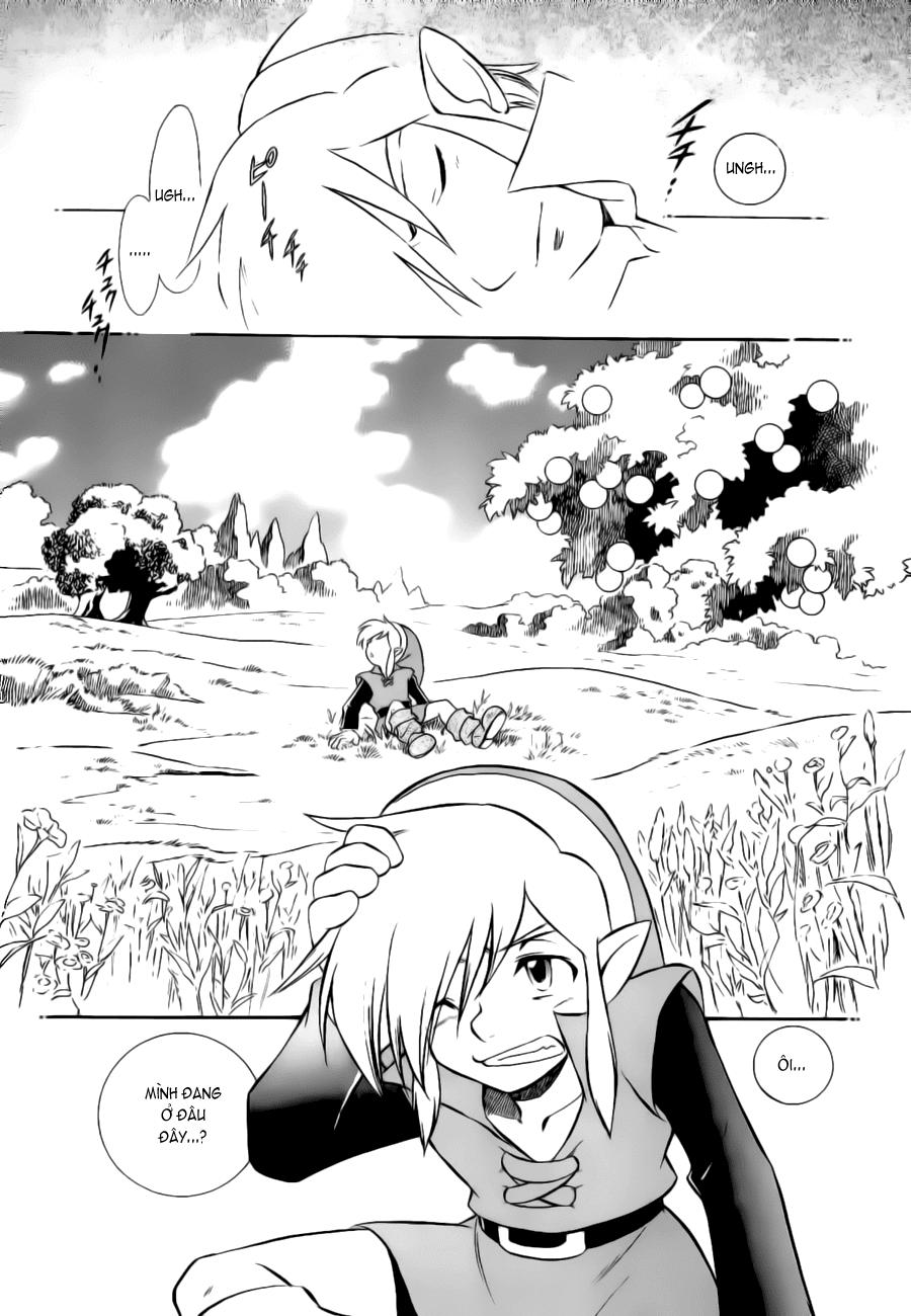 Legend of Zelda: Oracle of Seasons chap 001 trang 35