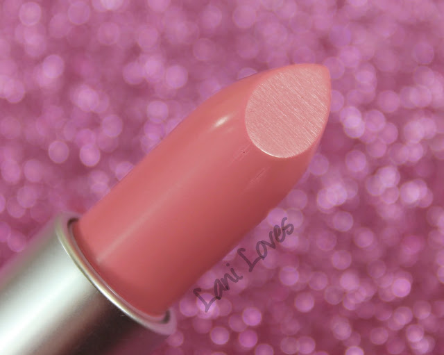 MAC Sweet Experience Lipstick Swatches & Review
