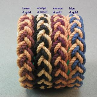 #ropebracelet #handmade #turkshead #knot #bracelet