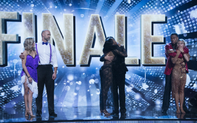"""""""Dancing with the Stars"""" winners for season 24"""