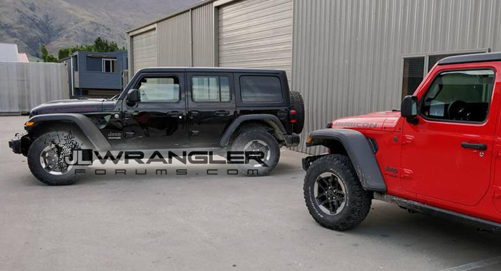 2018 jeep wrangler unlimited rubicon spotted undisguised. Black Bedroom Furniture Sets. Home Design Ideas