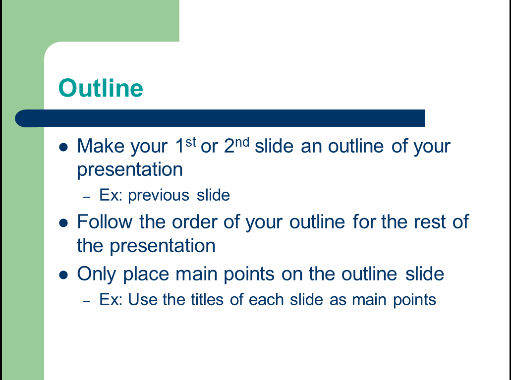 Below Is A Sample Output For A Presentation: