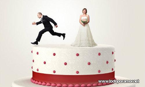5 mitos que tienen los hombres sobre el casamiento