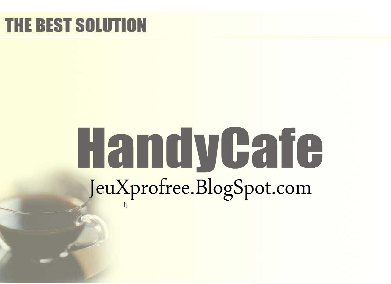 handycafe 3.3.21 gratuit