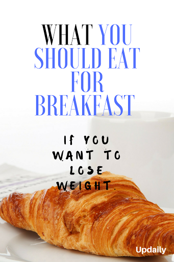 What You Should Eat for Breakfast If You Want to Lose Weight image