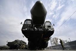 Ini Dia Rudal Zicron Milik Rusia yang Mampu Jangkau Wilayah AS