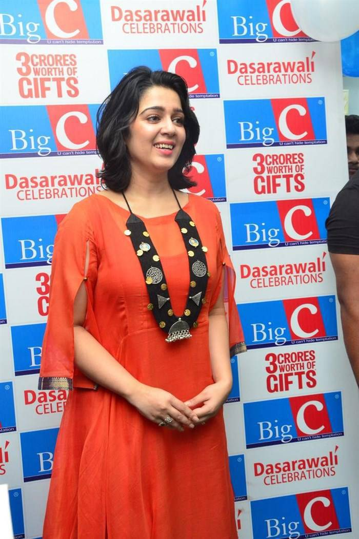 Global Pictures Gallery Charmy Kaur Latest Hot Glamourous -7160