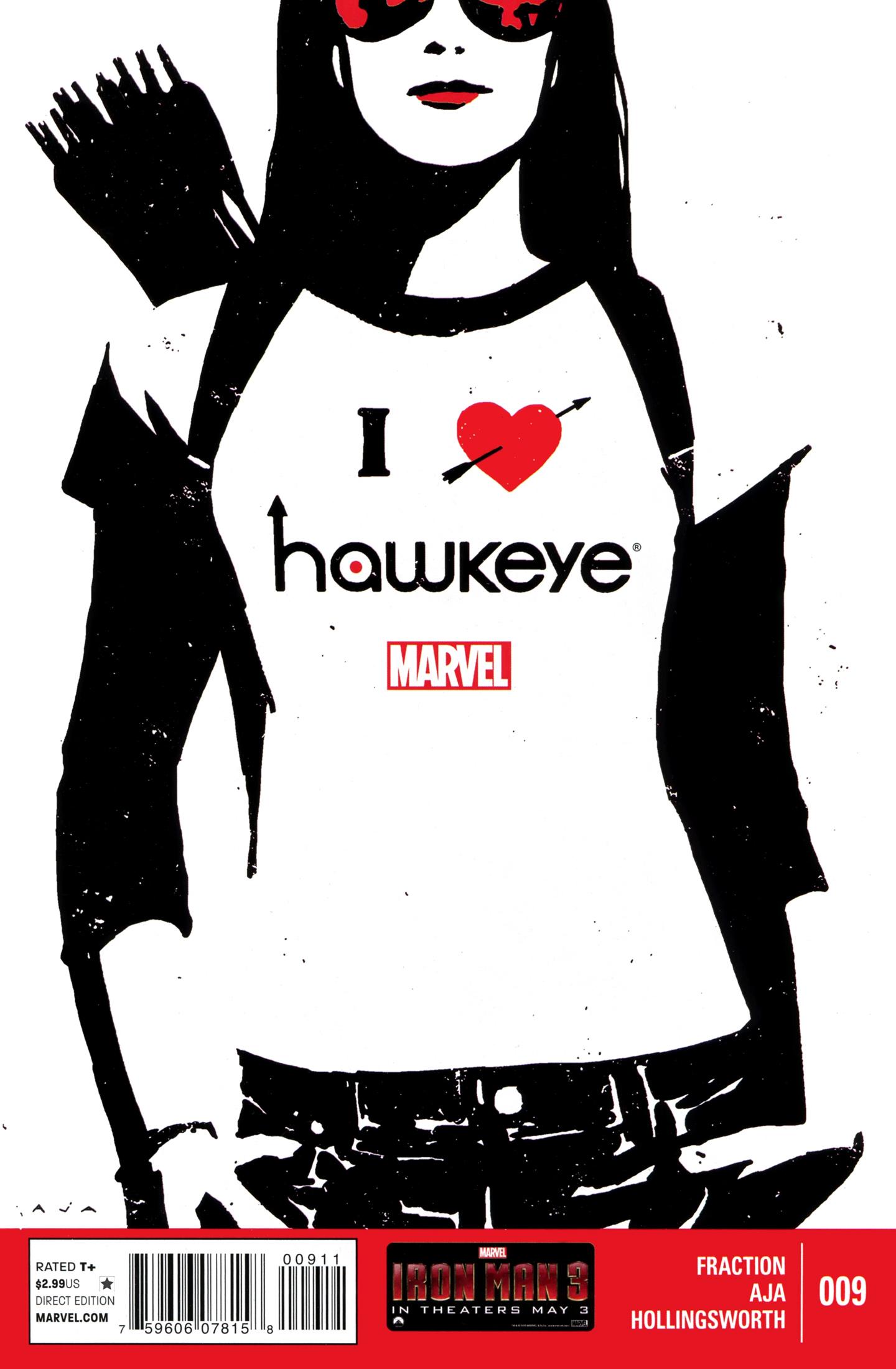Hawkeye (2012) 9 Page 1