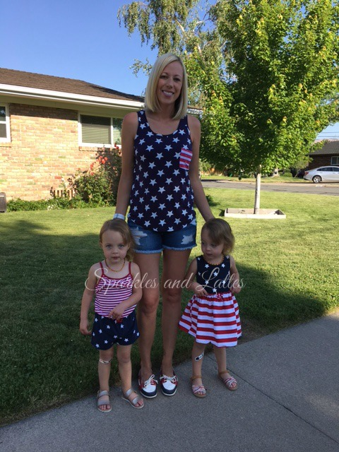 4th of July festive wear