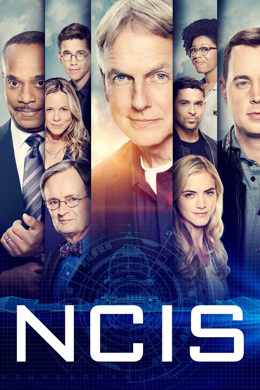 NCIS Serie Completa 14/14 Dual Latino/Ingles 720p