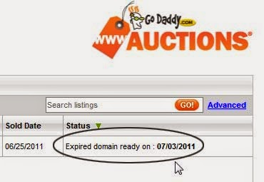 How to Buy Expired Domain Names from GoDaddy : eAskme