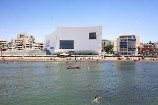 Auditorio Aguilas, Murcia