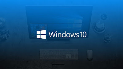 cara install windows 10 di laptop atau komputer