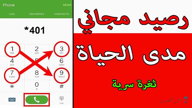 خدعة رائعة للحصول على رقم هاتف اميركي + رصيد مجاني مدى الحياة !