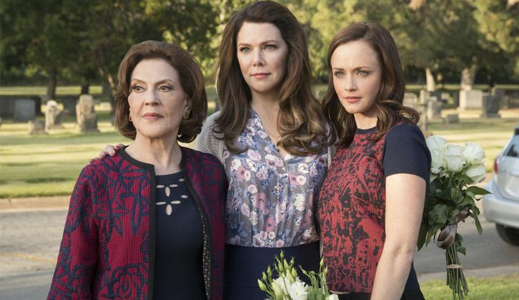 Gilmore Girls: A Year in the Life - Promo, Promotional Photos, Posters + Featurette *Updated 25th October 2016*