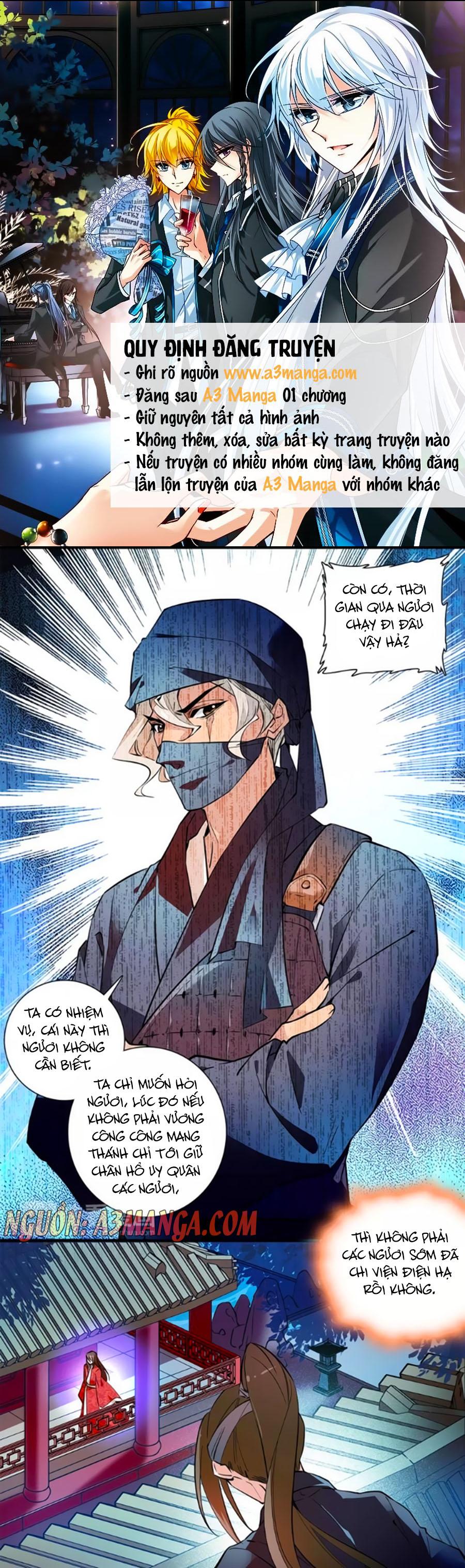 Hoàng Thượng! Hãy Sủng Ái Ta Đi! Chap 53