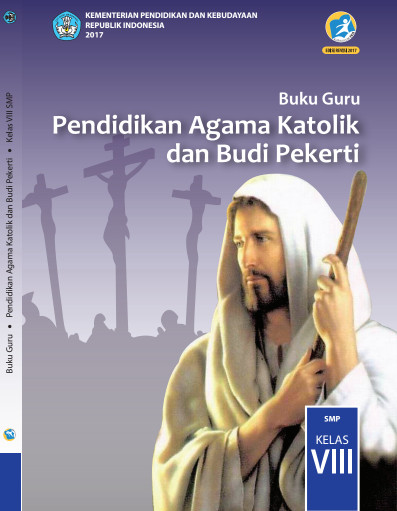 Buku Agama Katolik Kurikulum 2013 Revisi 2017 Kelas 8