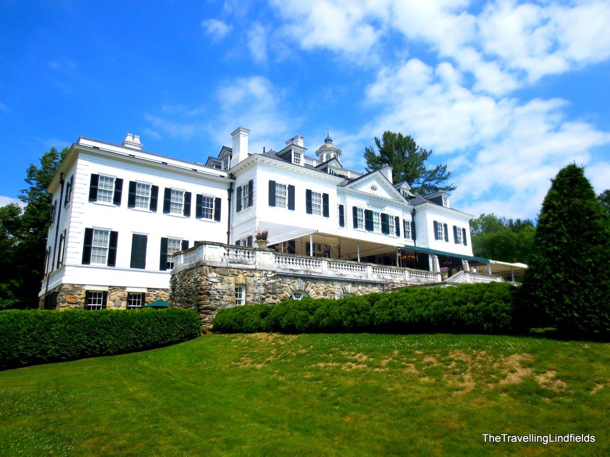 The Mount Edith Wharton S Home