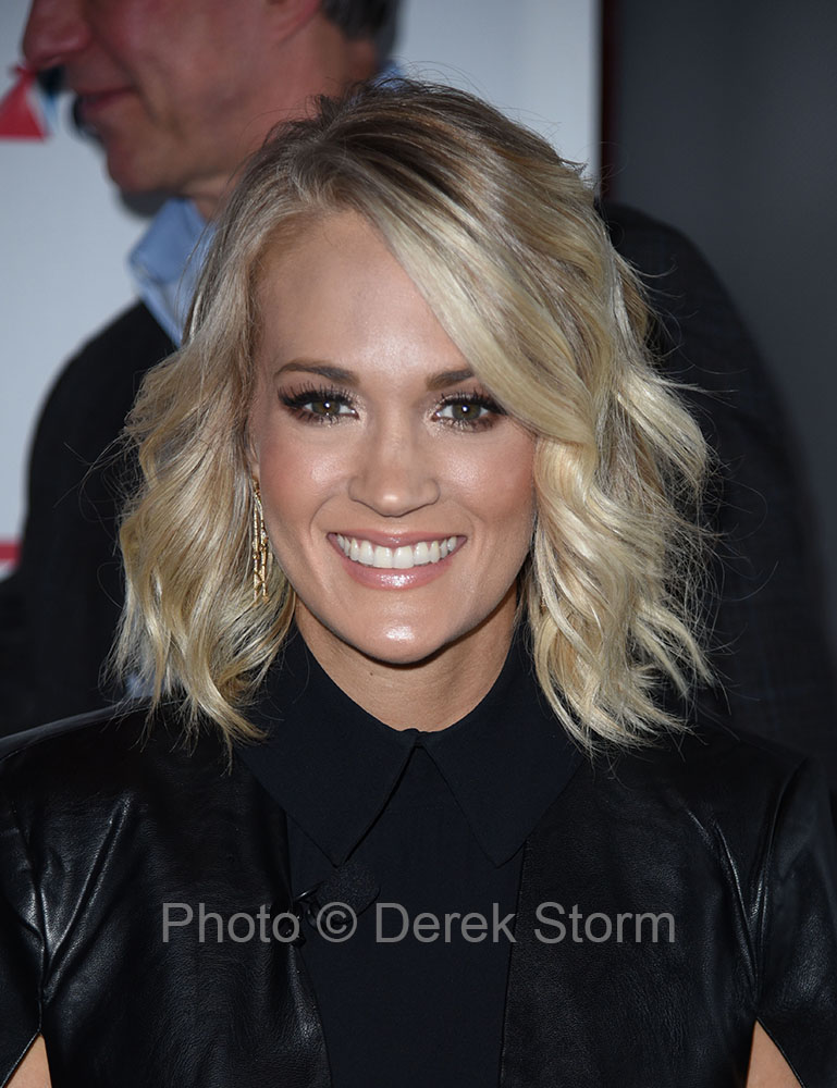 In The News Carrie Underwood Promotes Carnival Cruise
