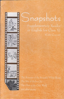 Class 11 English Snapshots Solutions