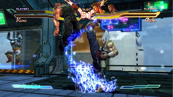 Download Street Fighter X Tekken PC