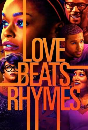 Poster Love Beats Rhymes 2017