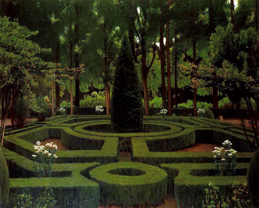 santiago rusi ol jardines de aranjuez